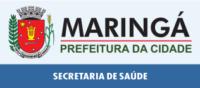 Logo Secretaria de Saúde - Prefeitura de Maringá